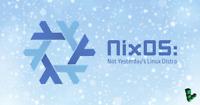 NixOS Linux Live Boot USB KDE desktop Fast East setup