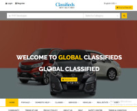 Classified Website - Responsive Unique  Free Installation + Hosting