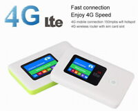 LR11 T-mobile AT&T 4G LTE FDD Bands 150Mbps WIFI Portable Router Mobile Hotspot