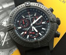 BREITLING Avenger Sea Wolf Chronograph Limited Edition 2000 units Black M73390