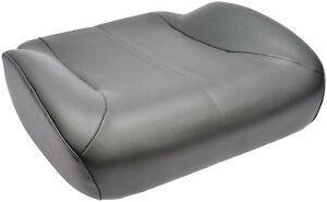 Gray Vinyl Seat Cushion (Dorman 641-5102)Fits 01-16 International Trucks
