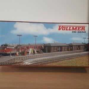 VOLLMER 43550  H0 kit  -  Wiesental station