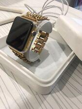 24k Gold Plated Apple Watch Series 1 Smart Watch