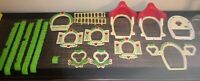 Kenner 1980s Strawberry Shortcake Berry Happy Home Windows Frames Rail Parts Lot
