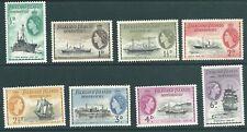 FALKLAND ISLANDS DEPENDENCIES 1954 QE2 mint short SET to 6d