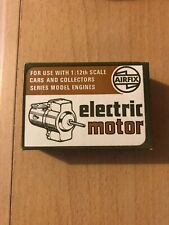 Airfix Electric Motor 1:12th Scale