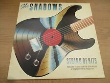 THE SHADOWS - STRING OF HITS      Vinyl LP UK 1979 Rock & Roll    EMI - EMC 3310