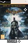 Batman Arkham Asylum GOTY - Game of the Year Edition - Steam PC Spiel Digital EU