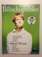 LES INROCKUPTIBLES N°37 JUILL 1992 HOUSE OF LOVE