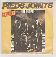 PIEDS JOINTS Vinyle 45T FILLE DU DEPUTE - MEFAITS DU ROCK -ARABELLA 101491 RARE