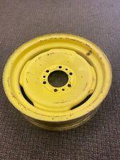 Used John Deere Wheel 18 X 55 6x6 6 Lug 15 Tractor Implement Ag Farm Rim Wheel