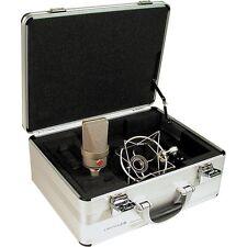 Neumann TLM 103 Large Diaphragm Condenser Microphone (Mono Set, Nickel) NEW!