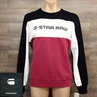 G Star Raw Mens Long Sleeve Sweatshirt Size L cotton