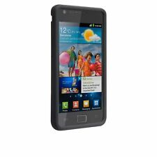 Case-Mate Safe Skin case for Samsung Galaxy S2 - Black