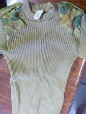 Army Jumper Howard Camo DPCU Winter Hunting Cadet Wool Australian SM - MED scout