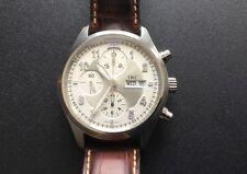 IWC Armbanduhr Flieger Chronograph 42 mm