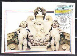 France 1994 FDC Maxi Card Court of Cassation Sc 2427 Mi 3029