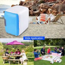 Mini Car Fridge 4L 12V Cooler Warmer Electric Fridge Travel Box for Camping