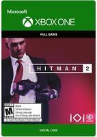 Hitman 2 (Microsoft Xbox One) - Digital Code