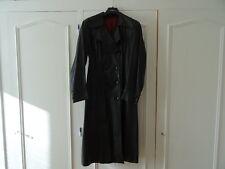 Manteau cuir T 38