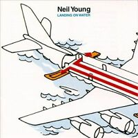 NEIL YOUNG Landing On Water CD BRAND NEW