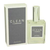 Clean Cashmere Women 2.14 oz 60 ml Eau De Parfum Spray Factory Sealed