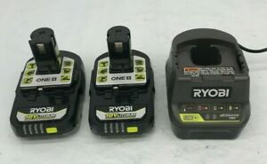 NEW Ryobi PBP003 ONE+ 2AH 18V Li-Ion High Performance Battery KIT, LN