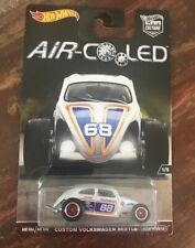 Hot Wheels - Air Cooled ~ Custom VW Beetle ~ NEW ON CARD
