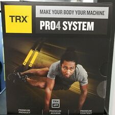 TRX PRO4  suspension training system. New!!!!!