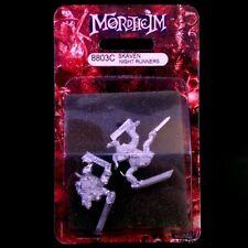 Skaven Night Runners Mordheim Ratmen Citadel Warhammer Fantasy Eshin Gutter