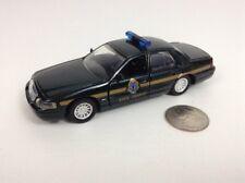 "Vintage 1998 Road Champs 1:43 Die-cast Vermont Police Trooper 5"" Car Toy Vehicle"