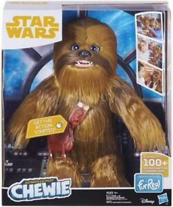 Solo A Star Wars Story Animatronic Plush Ultimate Co-pilot Chewie