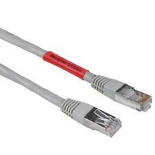 SKYMASTER 5m CAT 6 Netzwerkkabel DSL LAN Patchkabel doppelt geschirmt Crossover