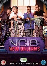 NCIS NEW ORLEANS COMPLETE SERIES 1 DVD BOX SET All Episodes 1st Season UK R2 New