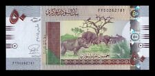 B-D-M Sudan 50 Pounds 2015 Pick 75c SC UNC
