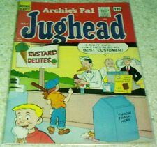 Archie's Pal Jughead 98, FN+ (6.5) 1963 Ice Cream stand cover! 40% off Guide!