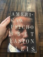 American Psycho By Bret Easton Ellis Paperback