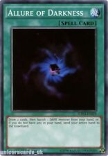 Sdpd-en029 Allure of Darkness 1st Edition MINT Yugioh Card
