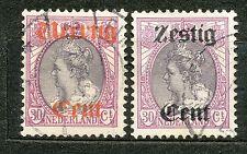 Nederland  102 - 103 gebruikt (1)