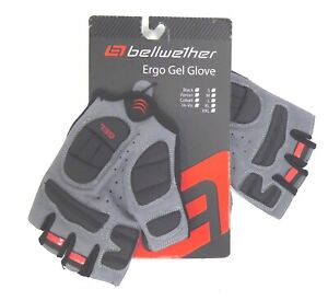Bellwether Ergo Gel Cycling Gloves Black