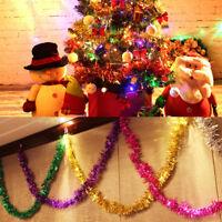 Xmas Christmas Tree Hangings Garland Wedding Party Festival Ornament Decor Top
