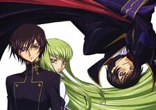 CODE GEASS NEW ART PRINT POSTER YF1286