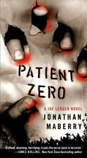 Complete Set Series - Lot of 9 Joe Ledger books by Jonathan Maberry Patient Zero