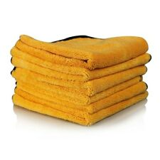 Microfiber Towels For Cars Auto Detailing Supplies Cleaning Cloth No Scratch Rag