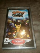 Ratchet And Clank Size Matters PSP PlayStation Portable New And Sealed PAL