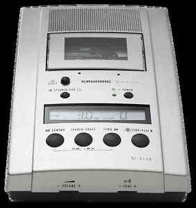 Grundig ST3220 Stenorette STENO CASSETTE RECORDER