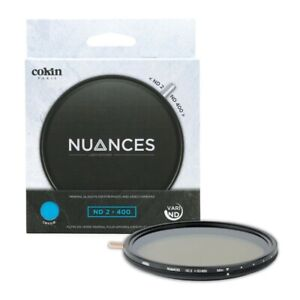 Cokin NUANCES Variable ND filter NDX2-400 - 77mm from JAPAN
