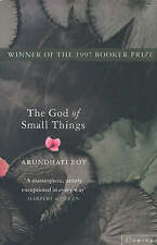 """""""The God of Small Things"""" by Arundhati Roy (Paperback, 1998) Booker Prize Winner"""