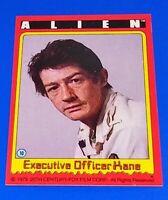 1979 Topps Alien Card #10 Movie Sigourney Weaver Tom Skerritt