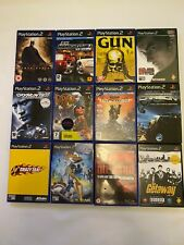 PS2  games bundle/ joblot  - 12 Game's - Decent Tiles - PAL - Playstation 2 Game